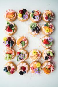 Is it possible that addiction is a state of mind that is driven by desire, want, and accessibility? fruit and cookie appetizers