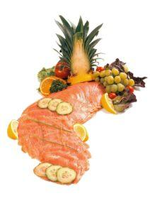 What is the best diet for obesity and slow metabolism? -fruit and salmon