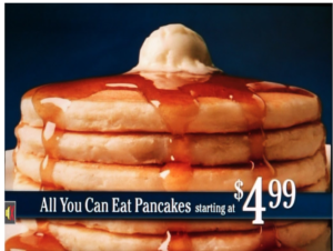 Jenny Craig vs Weight Watchers - Review - pancakes