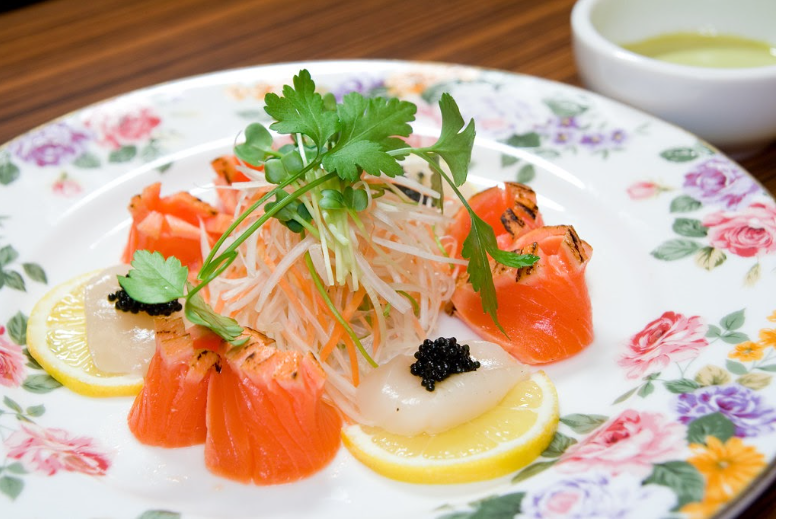 how to fight food addict How to fight foot addiction? seafood and lemon slice