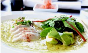 Food Addiction - Pancakes VS Seafood Salad