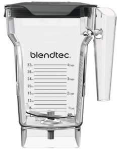 Blendtec Classic 575 Blender Review - Is it Worth the Price? High quality plastic finish jar