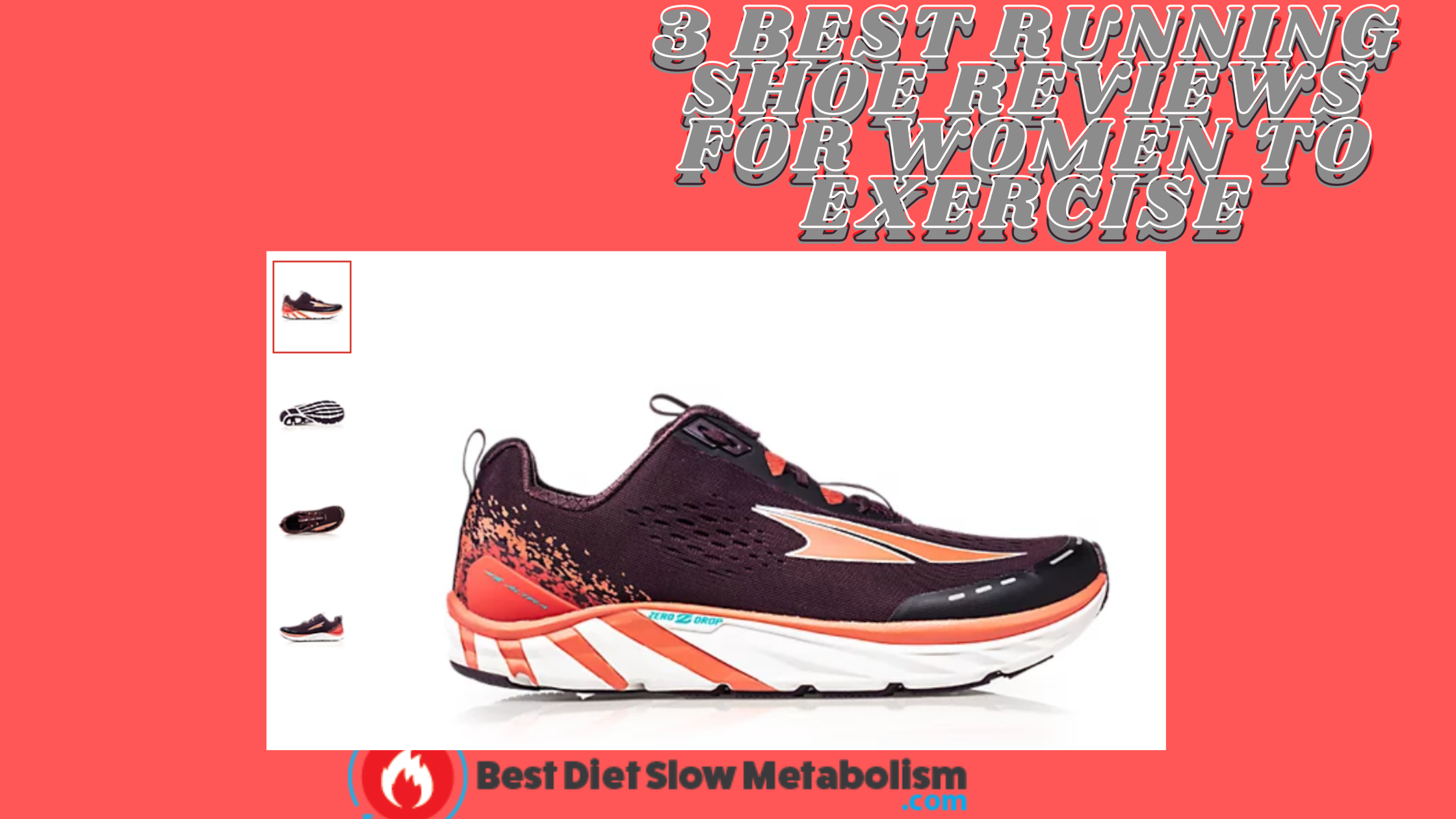 3 Best Running Shoe Reviews for Women to Exercise