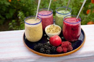 Hamilton Beach Personal Blender Review - juices and smoothies