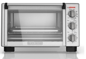 Black+Decker TO1313SBD Toaster Oven Review - Variety of Black + Decker