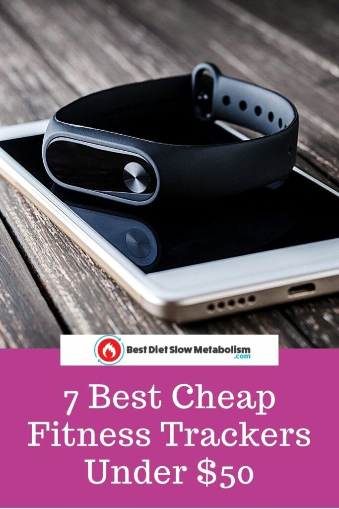 Best Cheap Fitness Trackers Under $50 - Runme