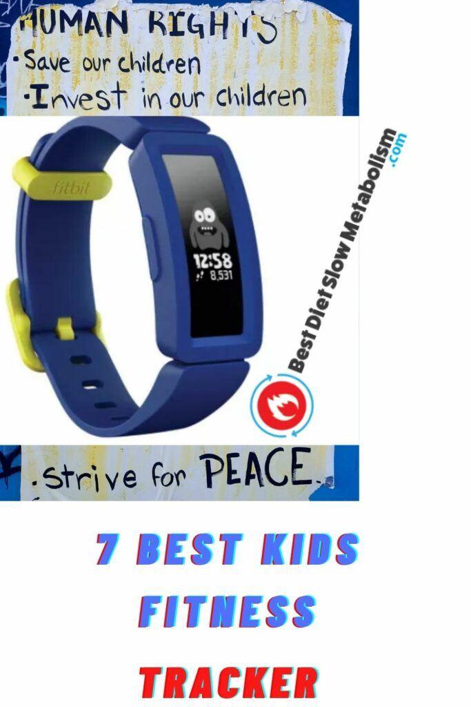 7 Best kids fitness tracker - Fitbit Ace