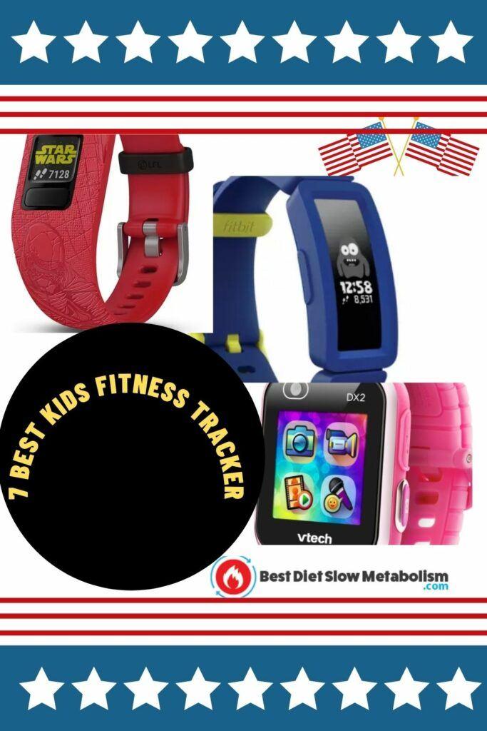 7 Best kids fitness tracker