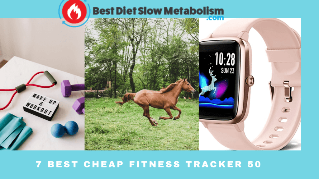 Best Cheap Fitness Trackers Under $50 - Banner