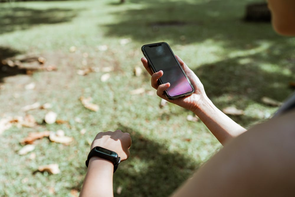 7 Best kids fitness tracker - you can you use the app on your phone to set the tracker.