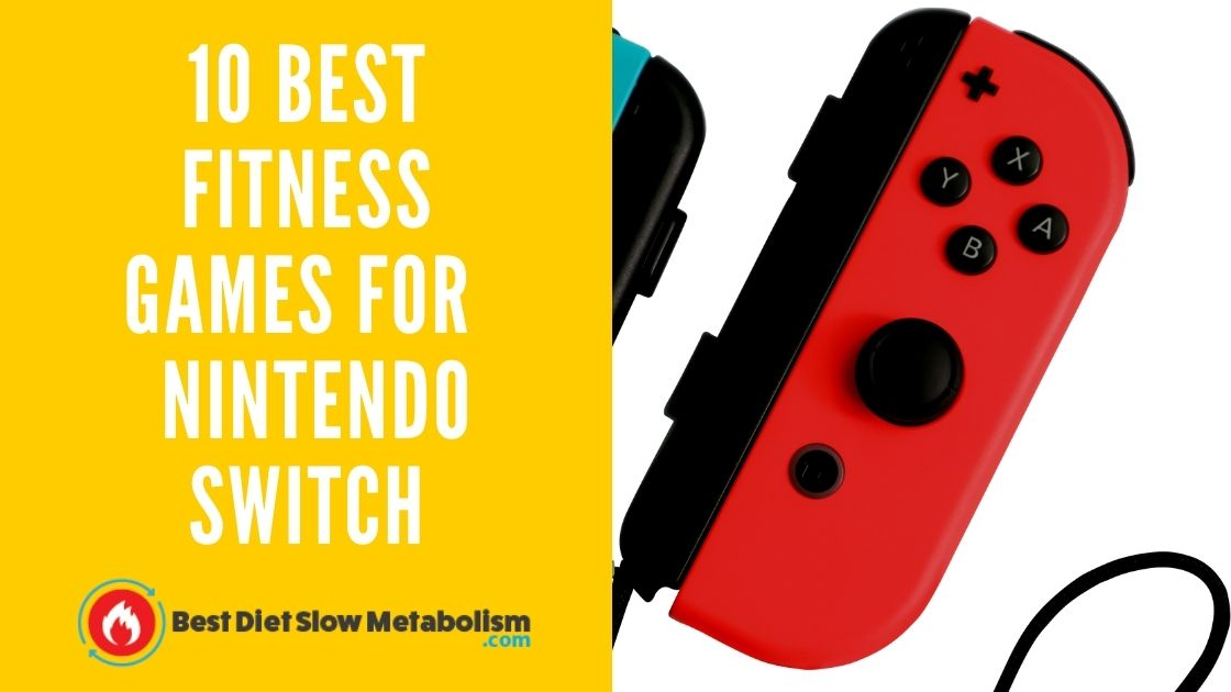 10 Best Fitness Games for Nintendo Switch