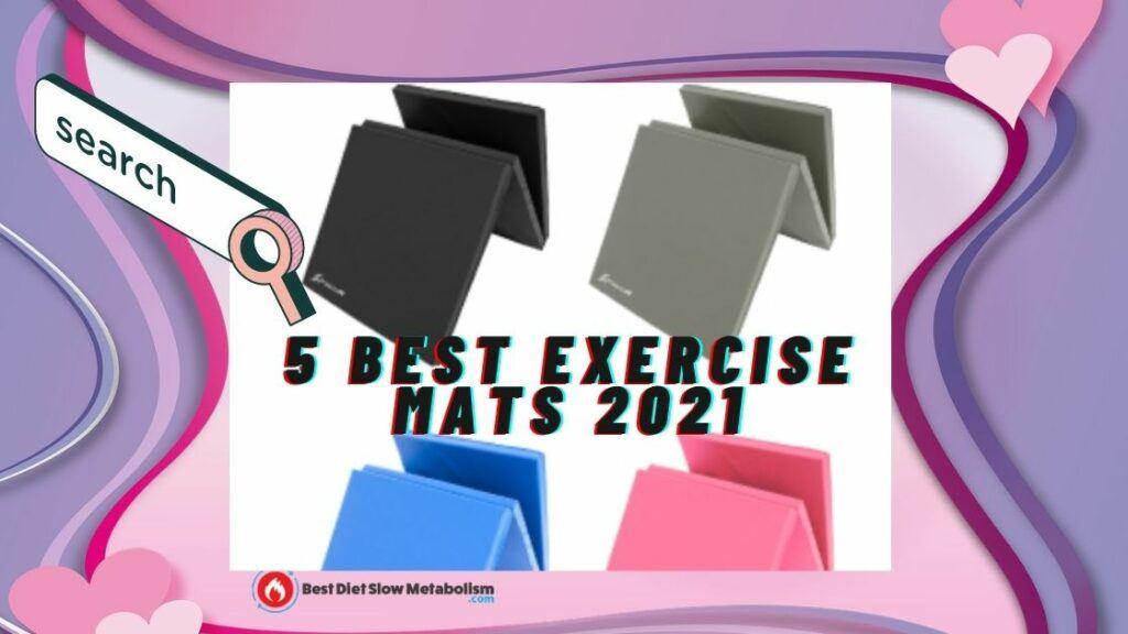 5 Best Exercise Mats 2021. Best Home Exercise Equipment.