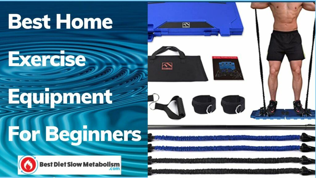 Best Home Exercise Equipment For Beginners - FITINDEX-Portable-Home-Gym-Resistance