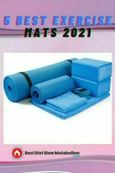 5 Best Exercise Mats 2021